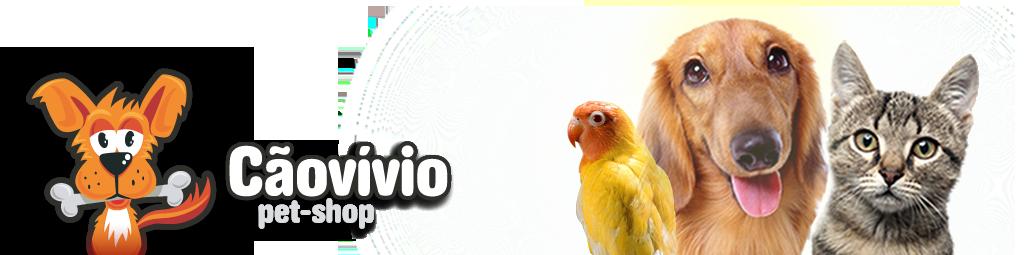 Caovivio, loja de animais (petshop) online