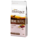 INSTINCT DOG ORIGINAL MEDIUM ADULT LAMB 12KG