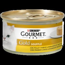 Deliciosos pedaços com frango, delicadamente cortados e combinados com ovos levemente batidos. Para uma leve e cremosa sensação.