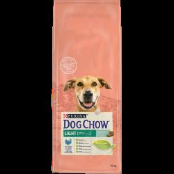 DOG CHOW Adult Light é um alimento completo para cães adultos que contém menos 33% de gordura, comparado com a fórmula Adult. Co