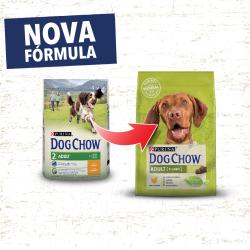DOG CHOW Small Breed Puppy é um alimento completo para cachorros que contém minerais essenciais e vitaminas que ajudam a garanti