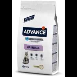 Ajuda a prevenir a formação de bolas de pêlo. Baixo em calorias: ajuda a manter o peso. Facilita a digestão: devido aos ingredie