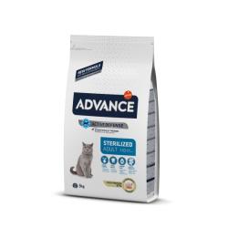 Alimento de gama alta indicado para gatos esterilizados