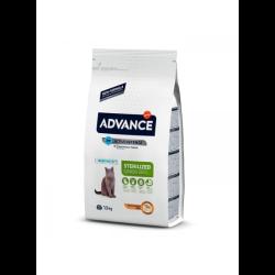 Alimento de gama alta especialmente indicado para gatos esterilizados que tenham até 36 meses.