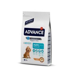 Para cães até aos 12 meses e com peso até aos 30kg.  A sua compra inteligente: nutrição avançada por menos de 1? por dia!