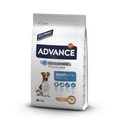 Para cães adultos até 10kg.  A sua compra inteligente: nutrição avançada por menos de 1? por dia!