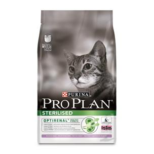 PURINA PRO PLAN ADULT STERILISED OPTIRENAL COM PERU 3KG
