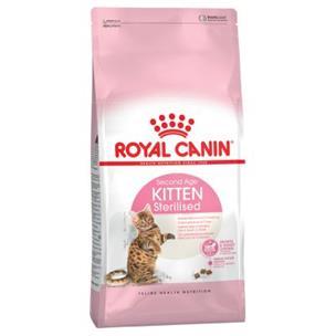ROYAL CANIN CAT KITTEN STERILISED 4KG